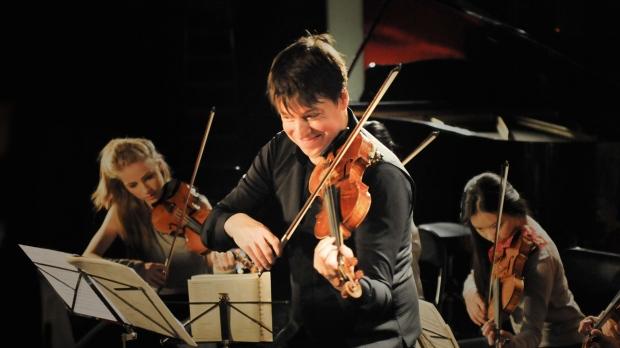 Joshua Bell Bettina Tissi Mychange tissi schaffhausen gesundheit